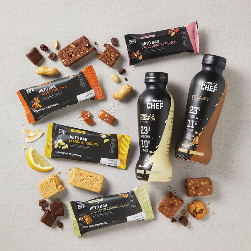 Keto Snack Pack image number null