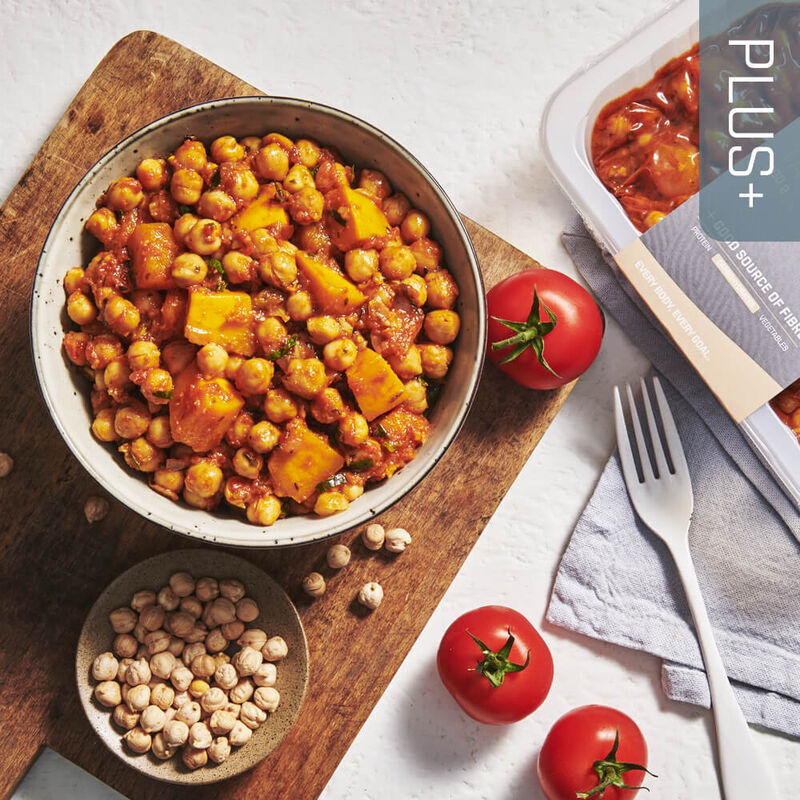 PLUS + | CARBOHYDRATES Chickpea Tagine image number null