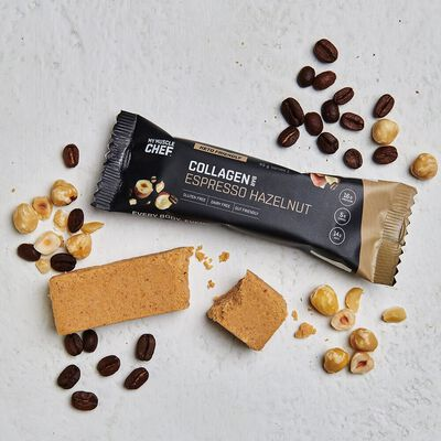 Collagen Bar: Espresso Hazelnut