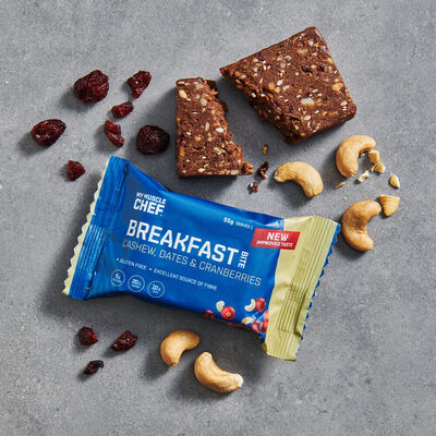 Breakfast Bite: Cashew, Dates & Cranberries
