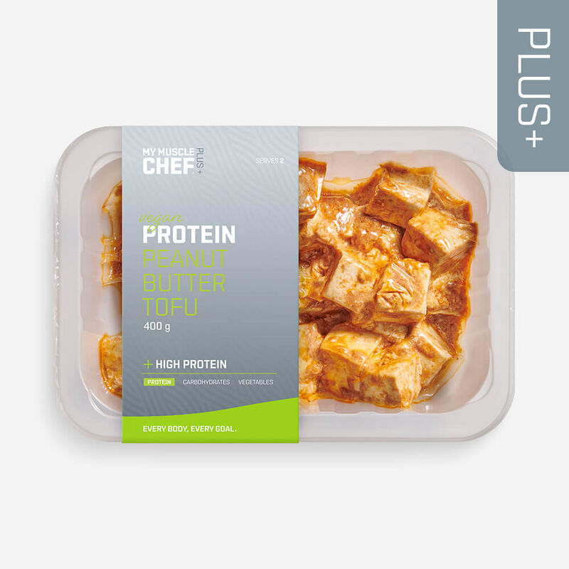 PLUS + | PROTEIN Peanut Butter Tofu image number null