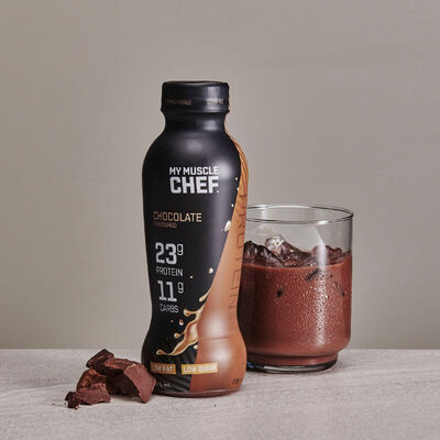 Chocolate Flavoured Protein Shake