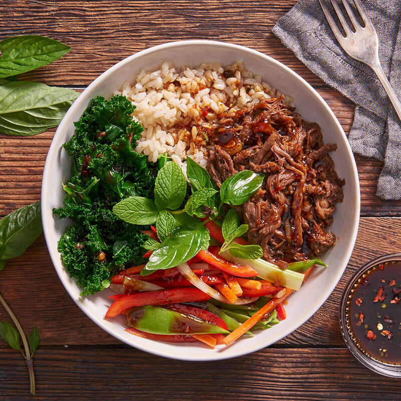 Thai Beef Power Bowl  image number null