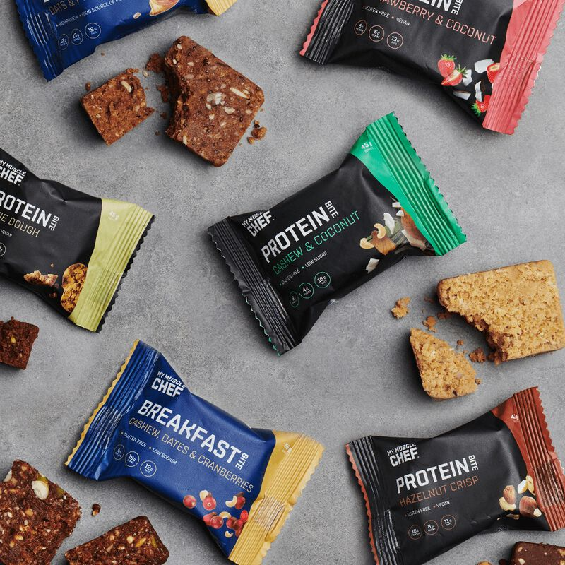 Protein Bite: Variety 12 Pack image number null
