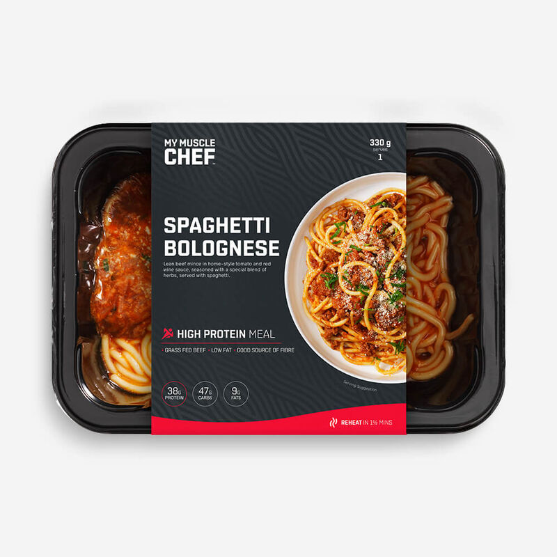 Spaghetti Bolognese image number null