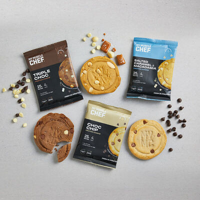 Protein Cookie Snack Pack