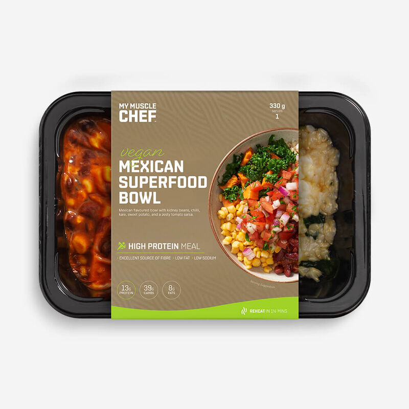 Mexican Superfood Bowl image number null