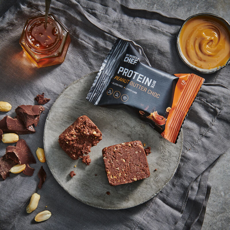 Protein Bite: Peanut Butter Choc image number null