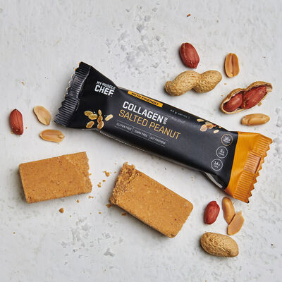 Collagen Bar - Salted Peanut