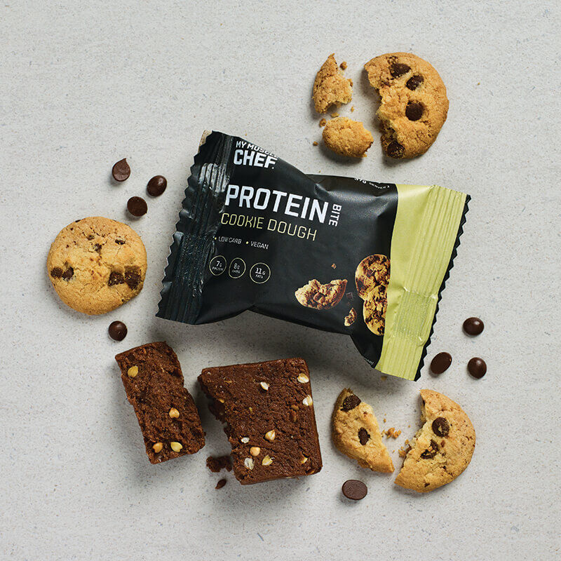 Protein Bite: Cookie Dough