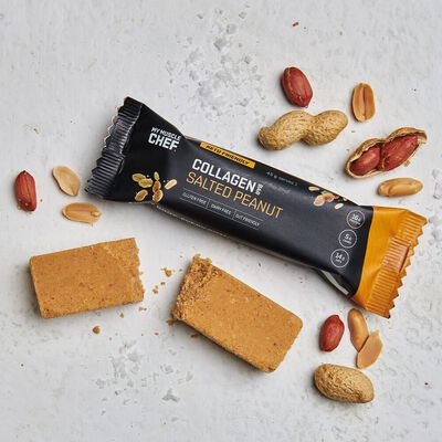 Collagen Bar: Salted Peanut