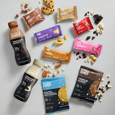 Ultimate Protein Snack Pack