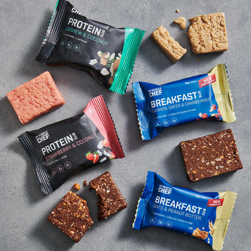 Protein Bite: Variety 6 Pack image number null