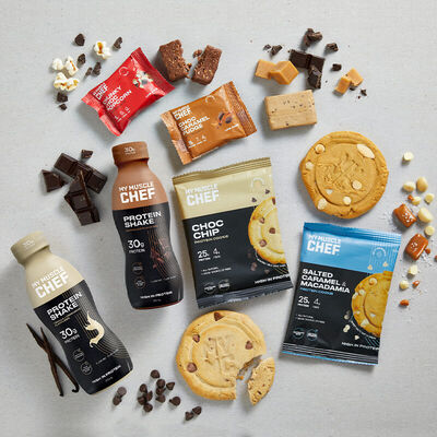 Protein Booster Snack Pack