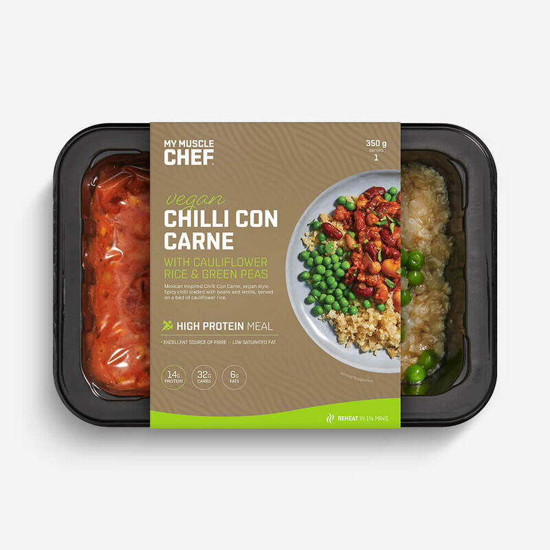 Vegan Chilli Con Carne image number null