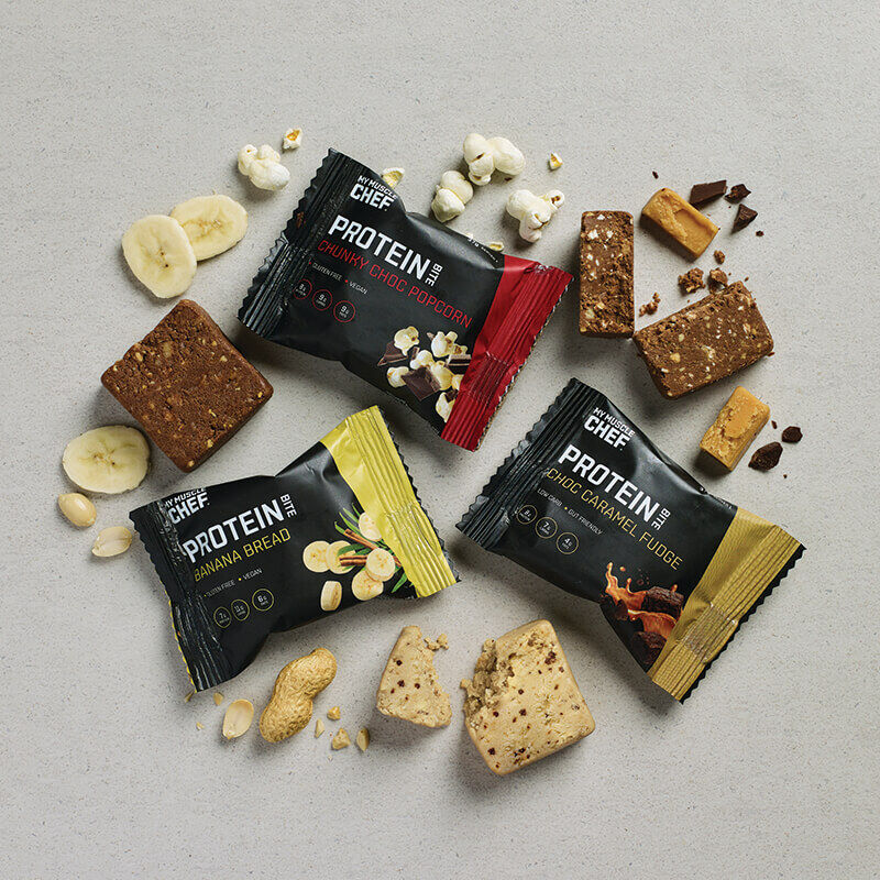 Protein Bite: Variety 3 Pack image number null