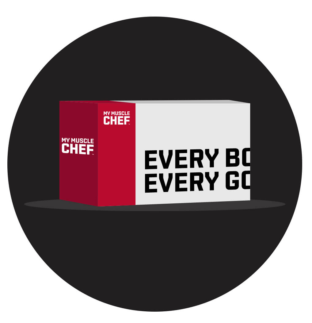 My Muscle Chef Box Icon
